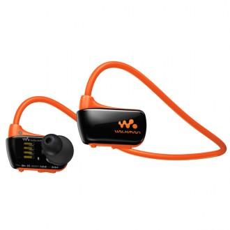 Портативный медиаплеер Sony NWZ-W274S Orange
