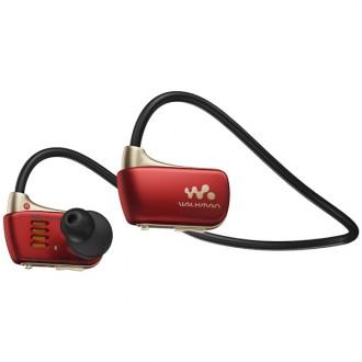 Портативный медиаплеер Sony NWZ-W273S Premium Red NWZW273SR.EE