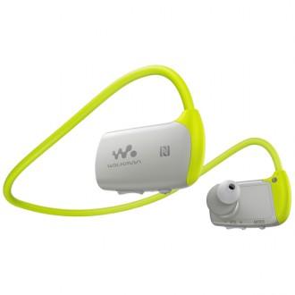 Портативный медиаплеер Sony NWZ-WS615/GM Green