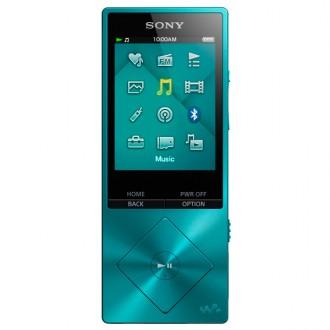 Портативный медиаплеер Sony NWZ-A15/LM Blue