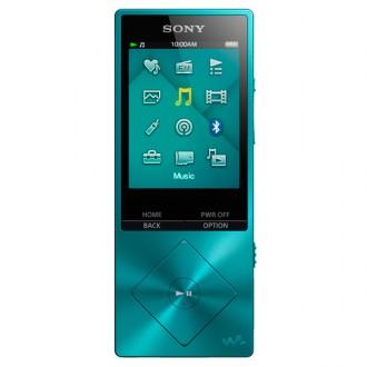 Портативный медиаплеер премиум Sony NWZ-A17/LM NWZA17L.EE Blue