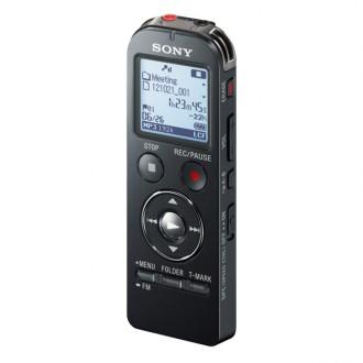 Диктофон цифровой Sony ICD-UX533 Black