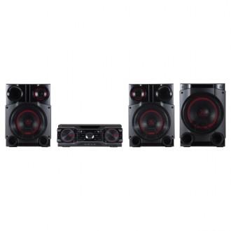 Музыкальная система Midi LG CM8450