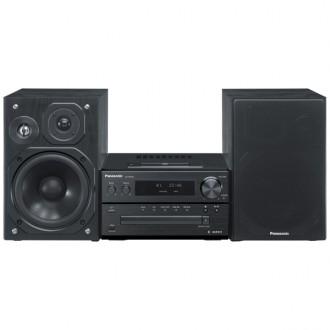 Музыкальный центр Micro Panasonic SC-PMX7EE-K