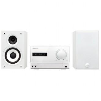 Музыкальный центр Micro Pioneer 0 X-CM32BT-W