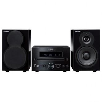 Музыкальный центр Micro Yamaha MCR332 Black