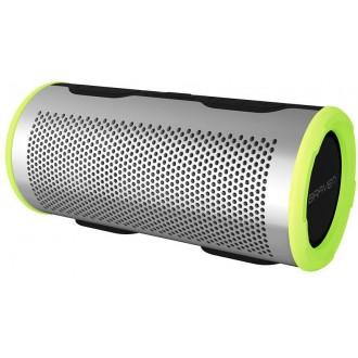 Портативная акустика BRAVEN Stryde 360 Silver/Green