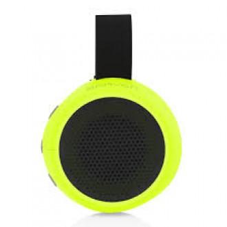 Портативная акустика BRAVEN 105 Silver/Green