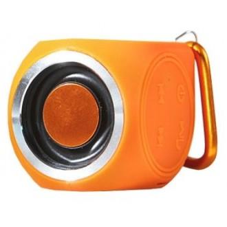 Портативная акустика Camping World Cubic Box Orange