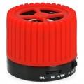 Портативная акустика Ginzzu GM-988 (GM-988R)Red