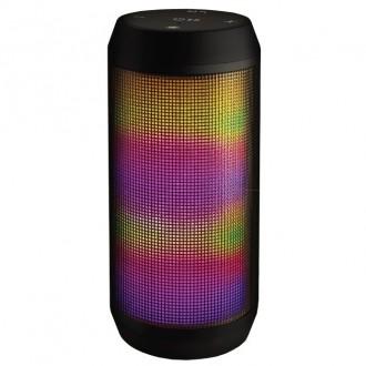 Портативная акустика Ginzzu GM-898B Black