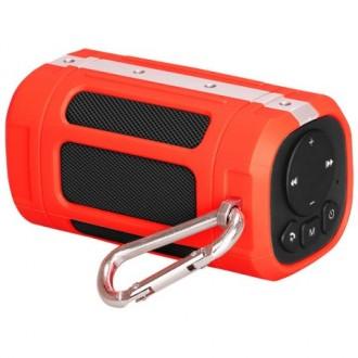 Беспроводная акустика InterStep SBS-120 Red