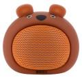 Портативная акустика InterStep SBS-170 (SBS-170)Funny Bear Brown