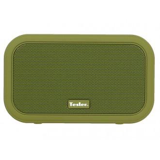 Портативная акустика Tesler PSS-444 Green