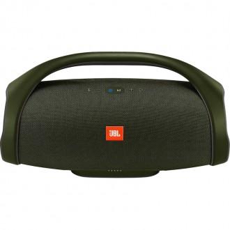Портативная акустика JBL Boombox Green