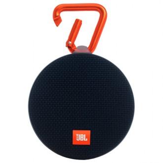 Портативная акустика JBL Clip 2 Black