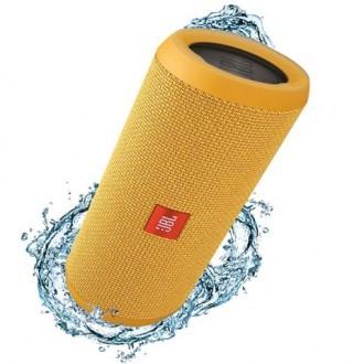 Беспроводная акустика JBL Flip 3 Yellow