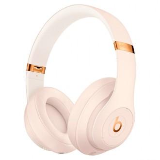 Наушники Наушники Beats Studio 3 Wireless MQUG2ZE/A PorcelainRose