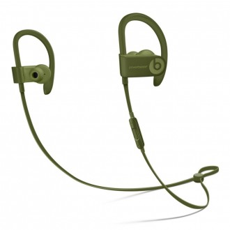 Наушники Beats Powerbeats3 Wireless Earphones - Neighborhood Collection MQ382ZM/A Turf Green