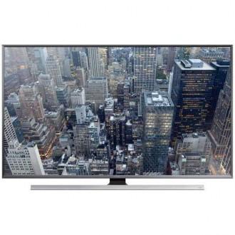 Телевизор Samsung UE48JU7000 Black/Silver