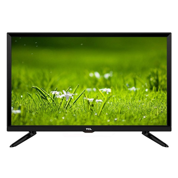 TCL LED телевизор TCL LED28D2710 R, 28, HD READY (720p), черный