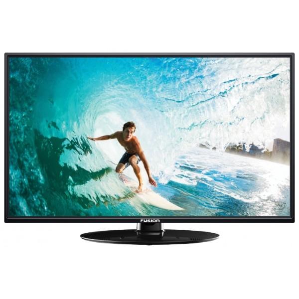 FUSION Телевизор Fusion FLTV-24K11 черный
