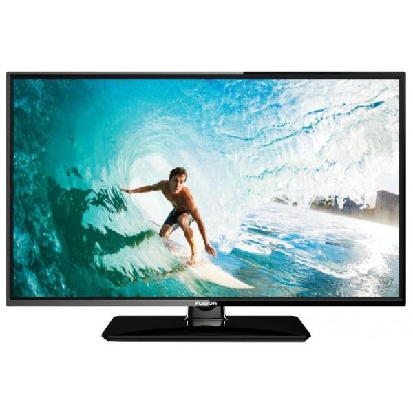 FUSION Телевизор Fusion FLTV-24T26 черный