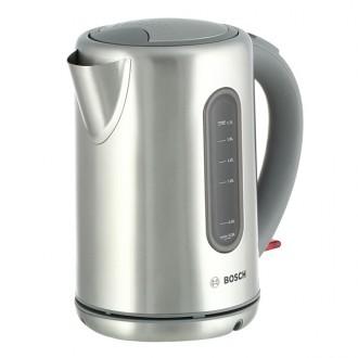 Электрочайник Bosch TWK7901 Silver