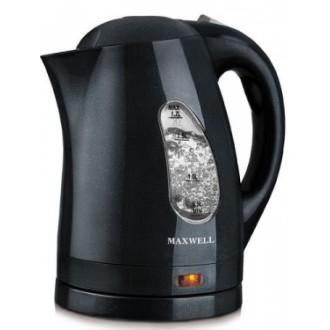 Электрочайник MAXWELL MW-1014GY Black
