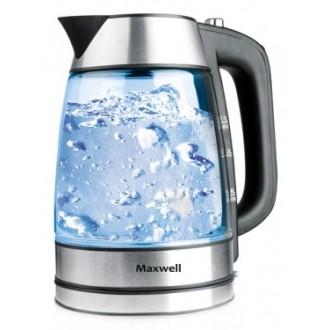 Электрочайник MAXWELL MW-1053 Silver