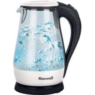 Электрочайник MAXWELL MW-1070 White/black