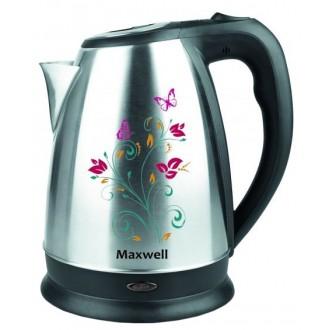 Электрочайник MAXWELL MW-1074 Silver