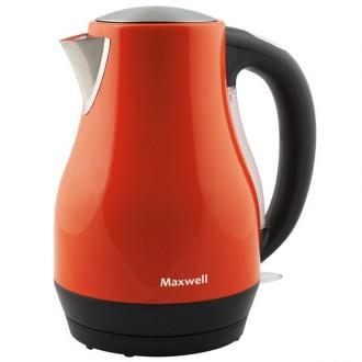 Электрочайник Maxwell MW 1038 Red