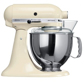 Миксер KitchenAid 5KSM150PSEAC Cream