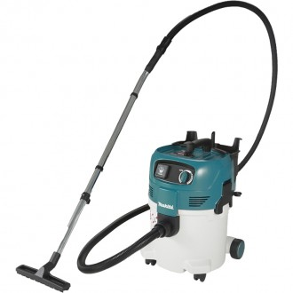 Пылесос Makita VC3012L Blue/Black