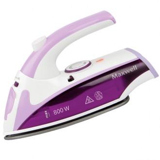 Утюг Maxwell MW-3057 VT Purple