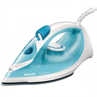 Утюг Philips GC 1028 blue