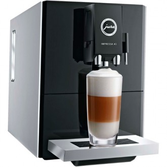 Кофемашина Jura Impressa A9 Platin