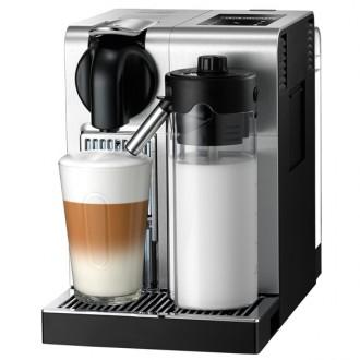 Кофемашина капсульного типа Nespresso De Longhi Lattissima Pro EN750 MB