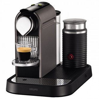 Кофемашина капсульного типа Nespresso Krups CITIZ&MILK XN730T10