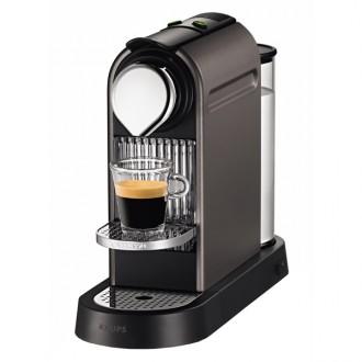 Кофемашина капсульного типа Nespresso Krups CITIZ XN720T10