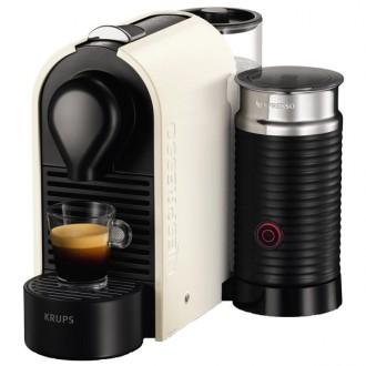Кофемашина капсульного типа Nespresso Krups U & Milk XN260110