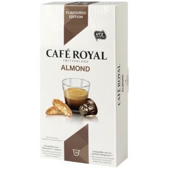 Кофе в капсулах Cafe Royal Almond