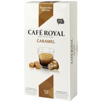 Кофе в капсулах Cafe Royal Caramel