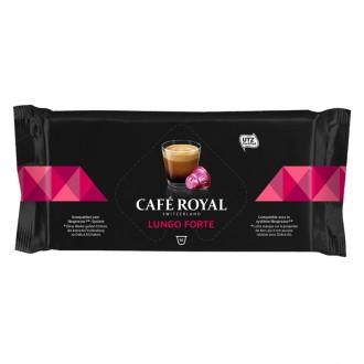 Кофе в капсулах Cafe Royal Lungo Forte