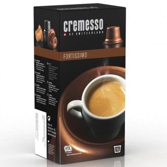Кофе в капсулах Cremesso Fortissimo