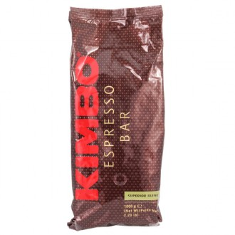 Кофе в зернах Kimbo Espresso Bar Superior Blend 1 кг