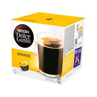 Кофе в капсулах Nescafe Dolce Gusto Cafe Crema Grande