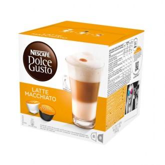 Кофе в капсулах Nescafe Dolce Gusto Latte