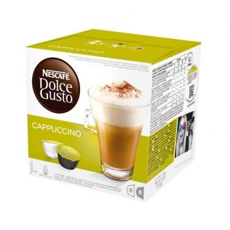 Кофе в капсулах Nescafe Dolce Gusto Cappuccino